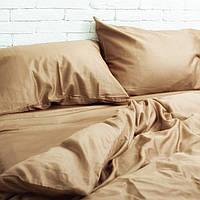 Двуспальный комплект постельного белья из турецкого сатина высокого качества  100% хлопок