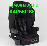 Детское универсальное автокресло JOY, группа 1/2/3, от 9-36 кг, система ISOFIX, 89161