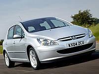Ветровики, дефлекторы, защита окон для автомобиля Peugeot 307 2001+ \ Пежо 307 (26118 / 045)