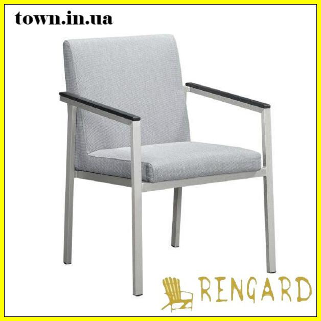 Крісло (стілець) OSLO RGLT 1006-2,дизайнерське в стилі лофт.Крісло для кафе,для ресторанів,для тераси,для