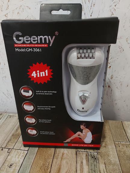 Женский эпилятор 4в1 Gemei GM 3061