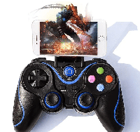 Беспроводной геймпад джойстик для мобильного телефона V8 / Игровой контроллер Android | IOS | PC
