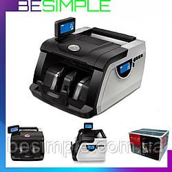 Счетная машинка купюрBill Counter MG6200 с ультрафиолетовым детектором / Счетчик банкнот