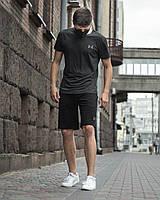 Комплект шорты футболка Under Armour / спортивный костюм мужской летний ЛЮКС качества, фото 1