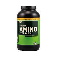 Аминокислотный комплекс Optimum Nutrition Amino 2222 (320 tabs)