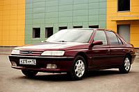 Ветровики, дефлекторы, защита окон для автомобиля Peugeot 605 4d 1990+ \ Пежо 605 (26110 / 044)