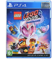 Игра LEGO Movie 2 Videogame (PS4, Русские субтитры)