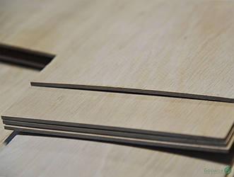 Пиляний шпон Граба (ламель) 2,5 мм сорт  I - 2,10 м+