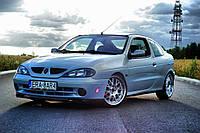 Ветровики, дефлекторы,защита окон для Renault Megane 4/5d 1995-2002 sed/htb / Рено меган хэтчбэк (27162 / 053)