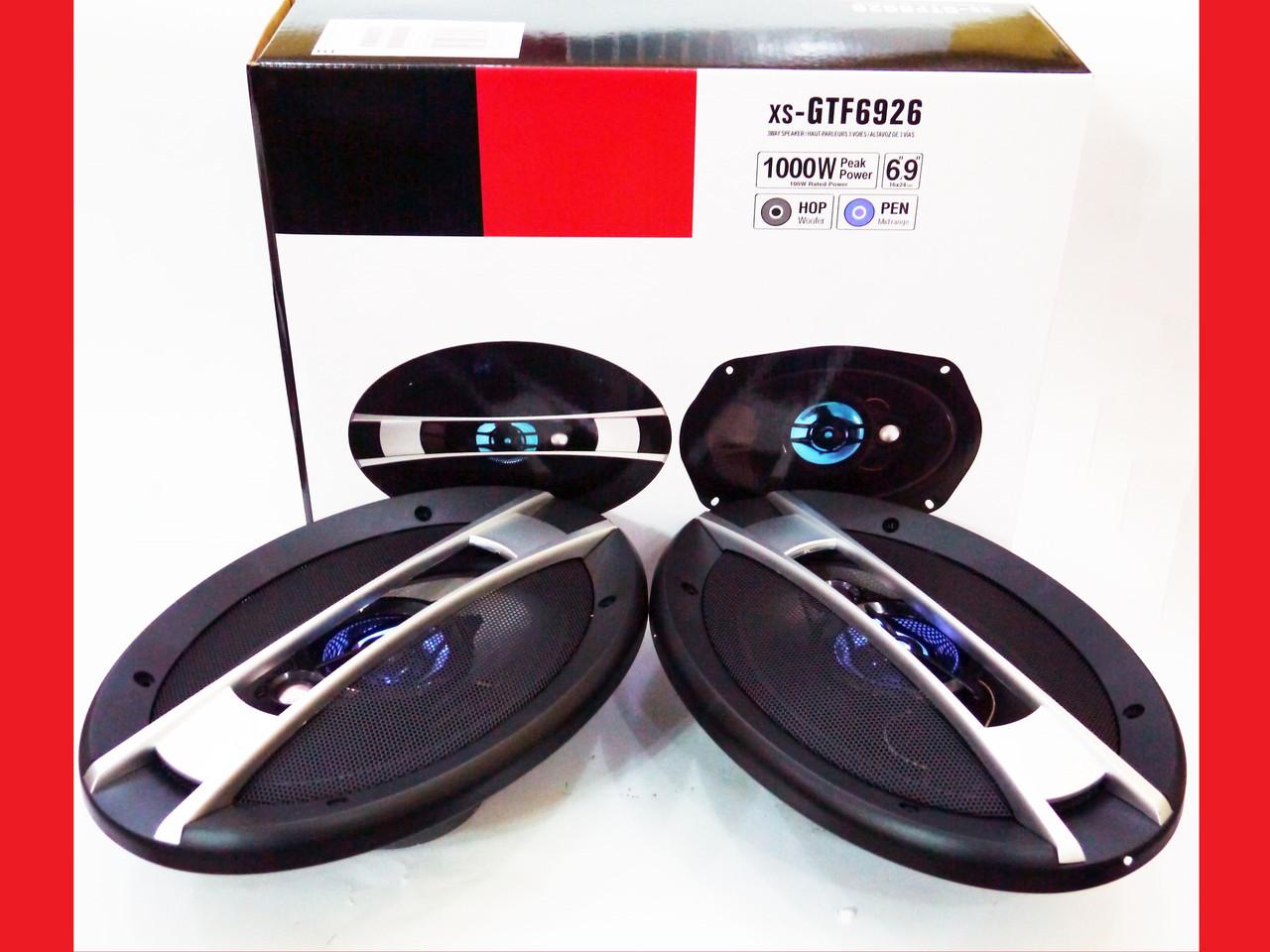 SONY XS-GTF6926 (600Вт) чотириполосні