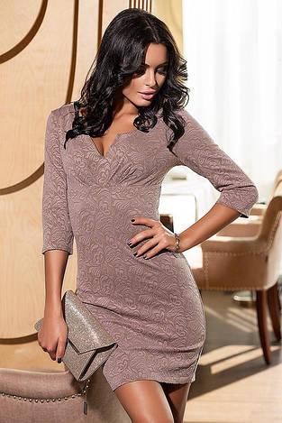 Коктейльное платье св278