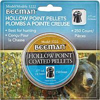 Пули  Beeman Hollow Point  0.47 г. /250 шт