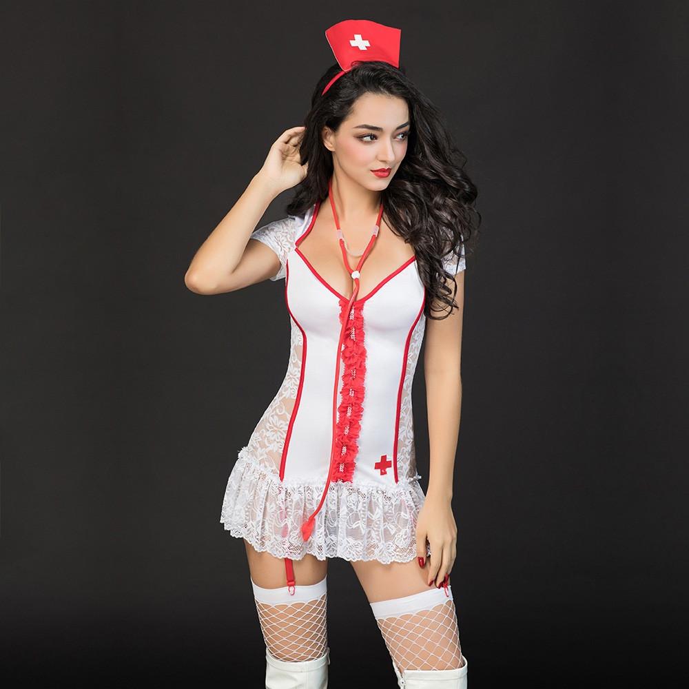 Обворожительная медсестра S/M