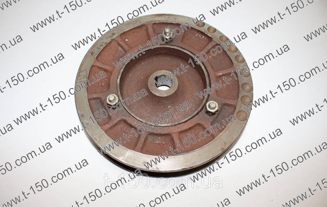 Шкив компрессора (разборной) (60-29003.10) (ремонтный)