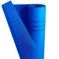 Сетка стеклотканевая - 145 г/м2 Синяя (WORKS) (58092)