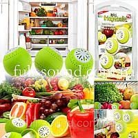 Поглотитель неприятного запаха в холодильнике Fridgeballs