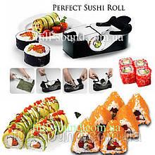 Теперь готовим суши дома! Машинка для приготовления суши perfect roll