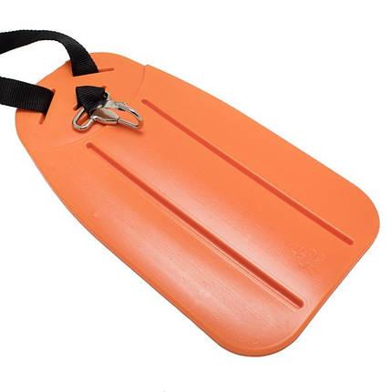 Ремень плечевой с пластиной для триммера (профессиональный), фото 2