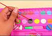Набор для рисования для девочек 86 предмета Розовый 154687, фото 4