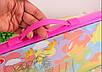 Набор для рисования для девочек 86 предмета Розовый 154687, фото 5