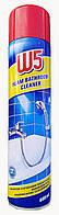 W5 чистящая пена для ванн (600 мл)