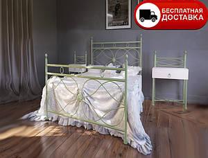 Односпальне ліжко Віченца 90*200 «Метал-Дизайн»