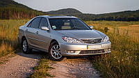 Ветровики, дефлекторы, защита окон для машины Toyota Camry V 30 4d 2001-2006 \ Тойота Камри 30 (29360 / 057)