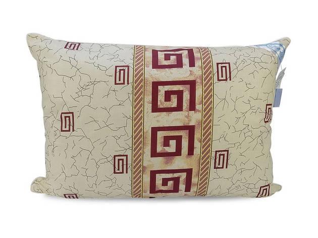 Подушка Leleka-textile Фаворит 50*70 см бязь/холлофайбер, фото 2