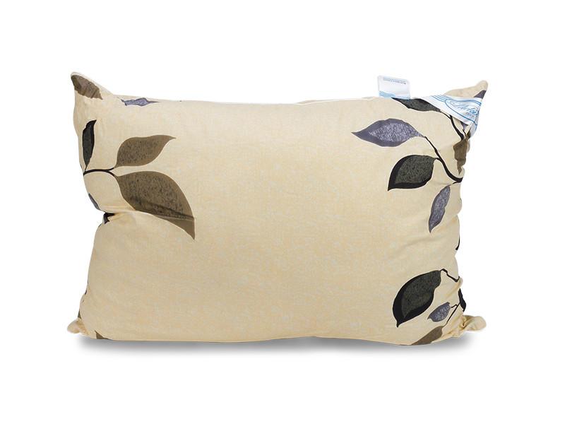 Подушка Leleka-textile Экстра 50*70 см сатин/силиконовые шарики С16