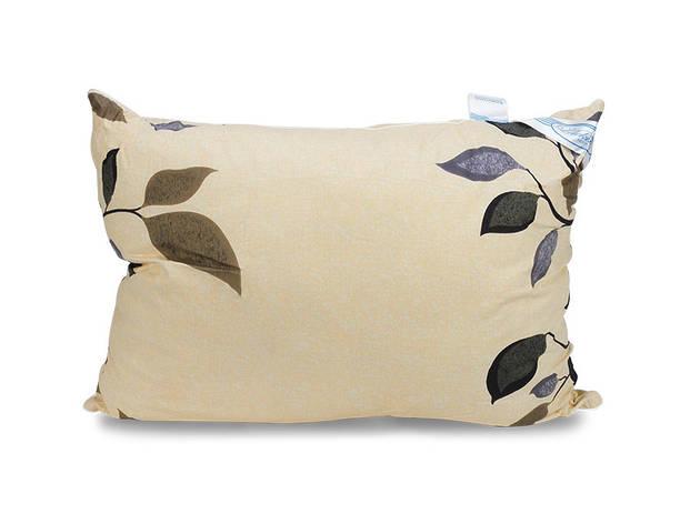 Подушка Leleka-textile Экстра 50*70 см сатин/силиконовые шарики С16, фото 2
