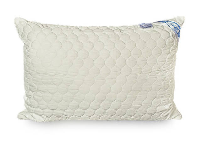 Подушка Leleka-textile Экстра 70*70 см сатин/силиконовые шарики С12, фото 2