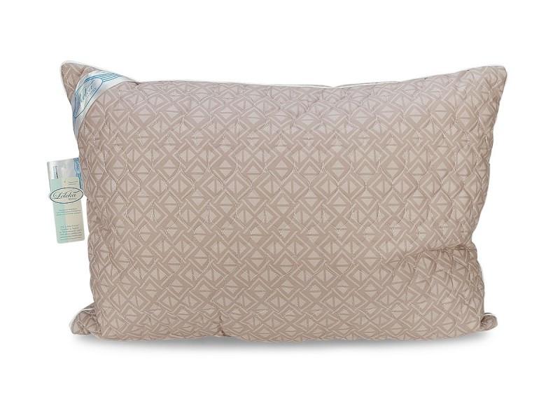 Подушка Leleka-textile Екстра 50*70 см сатин/холлофайбер стьобана С84