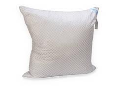 Подушка Leleka-textile Лебяжий пух 50*70 см тик/искусственный пух Т5