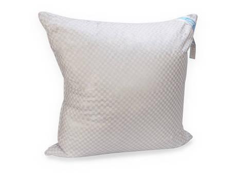 Подушка Leleka-textile Лебяжий пух 70*70 см тик/искусственный пух Т5, фото 2