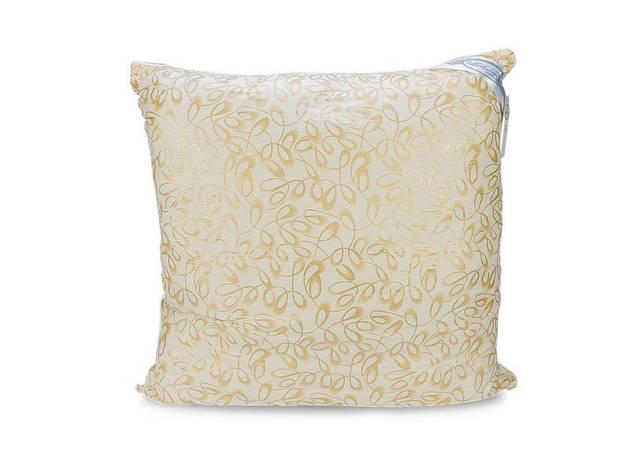 Подушка Leleka-textile Оптима 50*70 см мікрофібра/холлофайбер М7, фото 2