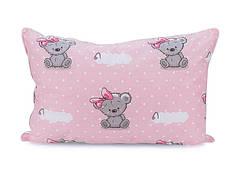 Подушка детская Leleka-textile Фаворит 40*60 см бязь/холлофайбер БД73
