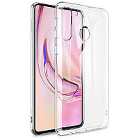 Прозрачный TPU чехол для Samsung Galaxy A21 2020 A215