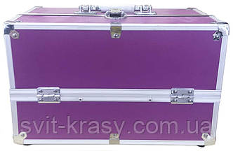 Кейс для инструмента розовый А301