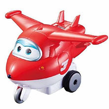 Super Wings Супер крила літак інерційний трансформер Джетт Transforms Planes Jett