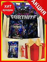 Набор героев FORTNITE | Фигурки Fortnite | игрушки Фортнайт | карточки FORTNITE | RORTNITE в блочке