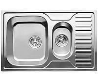 Мойка Ula HB 7301 ZS decor 0.8mm ULA7301DEC08, КОД: 1713110