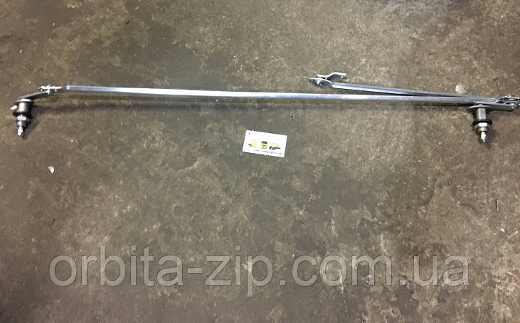 СЛ-27.5205.500-02 Трапеция привода стеклоочистеля КАМАЗ (нов. обр. 2 щетки)