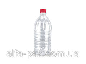 ПЭТ - бутылка 1.0 Л.