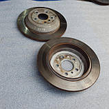 Тормозной диск Mercedes-Benz GL-Class X164, фото 9