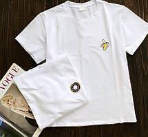 Женская футболка оптом и в розницу L-XL банан