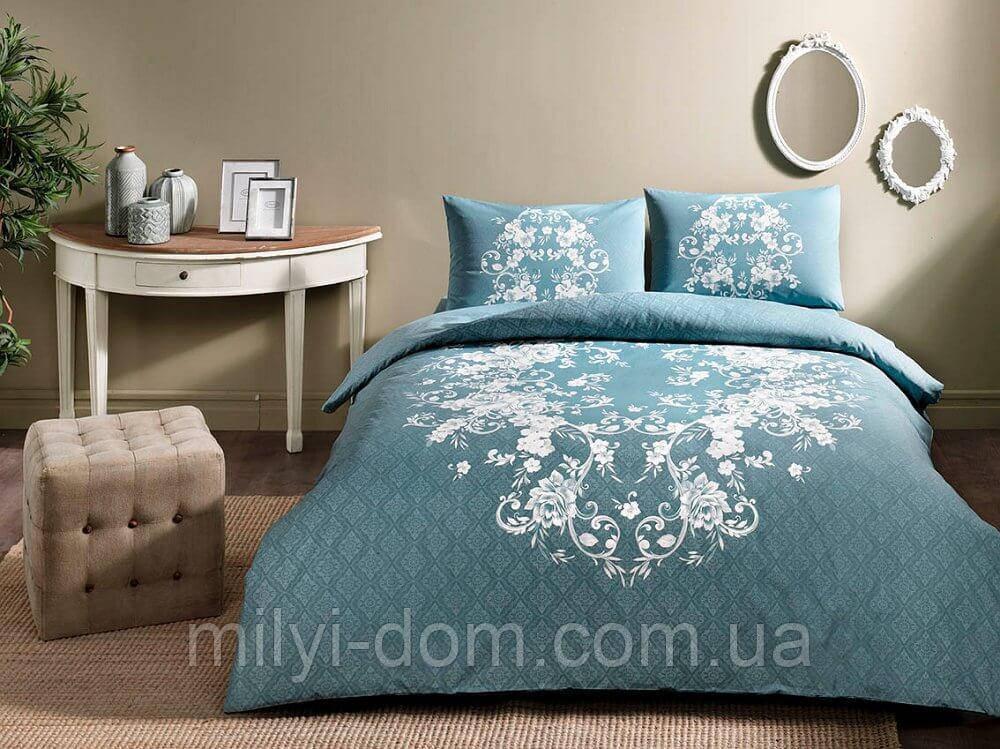 Набор постельного белья TAC Sonya Mint (полуторный)