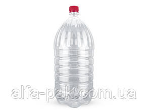 ПЭТ - бутылка 3,0 Л.