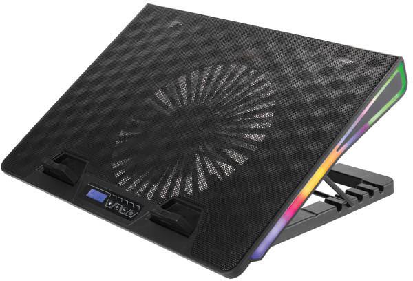 Охлаждающая подставка для ноутбука ProLogix DCX-AA2 I Black
