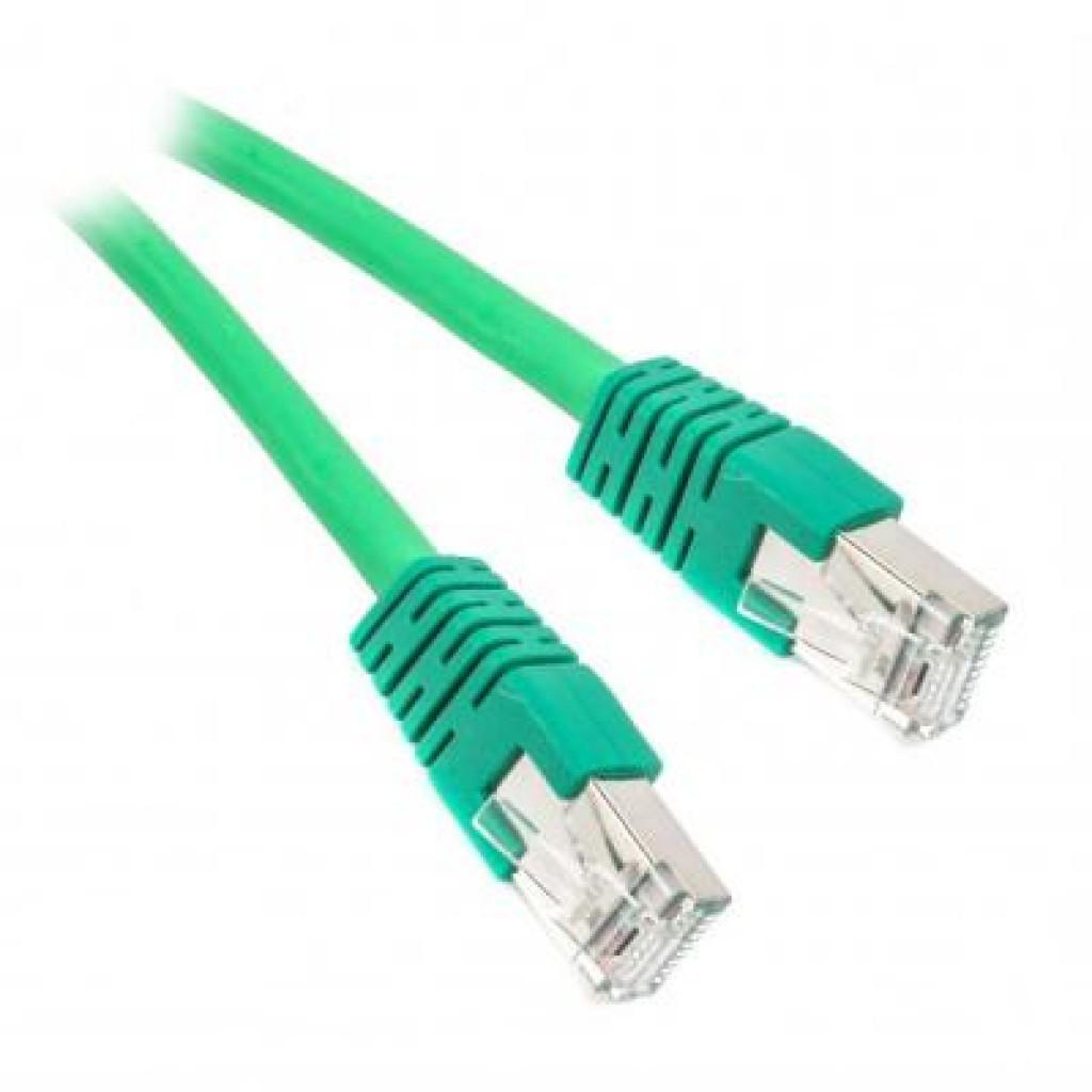 Патч-корд 1.5м Cablexpert (PP6A-LSZHCU-G-1.5M)