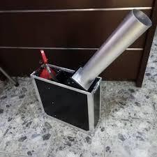 Мобильная конфетти пушка